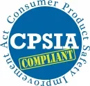 CPSIA - Consumer Product Safety Act Compliant.
