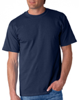 Gildan 2000 navy colored t-shirts.