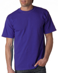 Gildan 2000 purple colored t-shirts.
