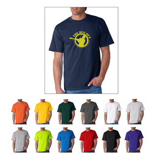 Gildan 2000 t-shirts starting at $3.26 each. Custom printed Gildan 2000 t-shirts.