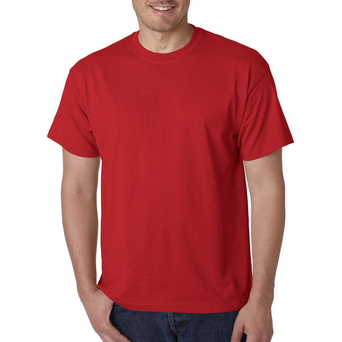 Gildan 8000 Ultra Cotton Dryblend T Shirt