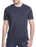 Next Level n3600 Midnight Navy colored t-shirts.